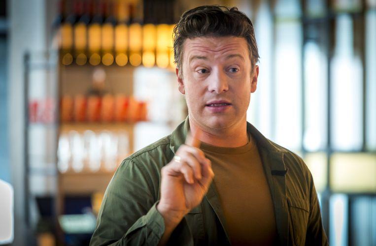 Jamie Oliver Beeld ANP