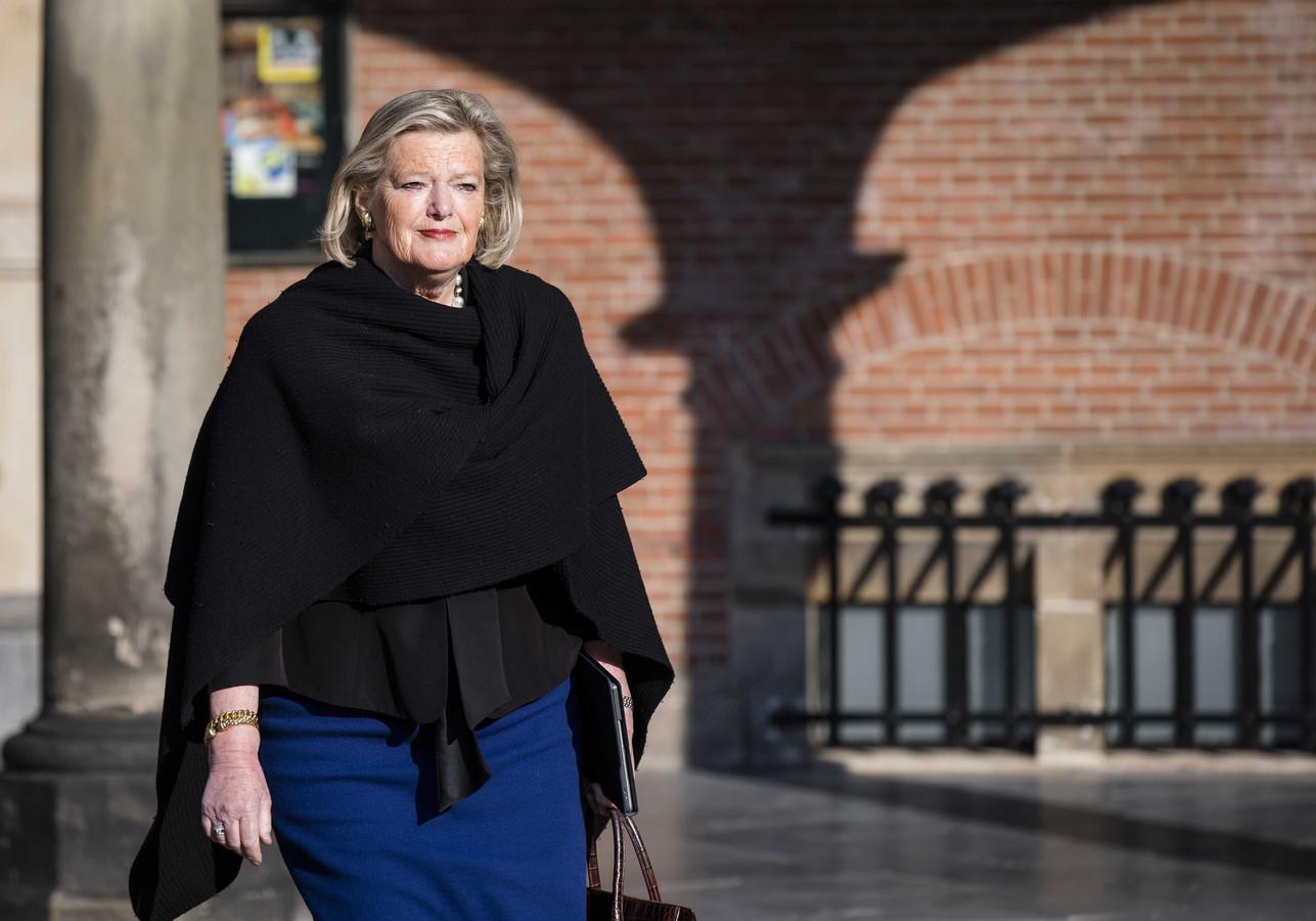 Eerste Kamervoorzitter Ankie Broekers-Knol stelt zich komend voorjaar niet herkiesbaar.
