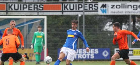 Derby RKHVV-De Bataven uitgesteld na overlijden voetballer Paco Geutjes (21)