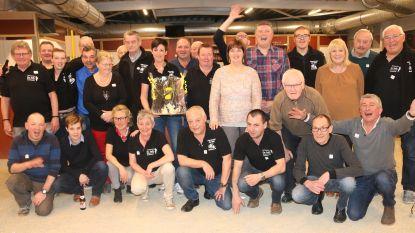 Luc Gosseye is de nieuwe kampioen bij petanqueclub De Valk