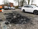 Tip voor slachtoffers autobranden Waddinxveen: 'Meld schade direct bij de verzekering'