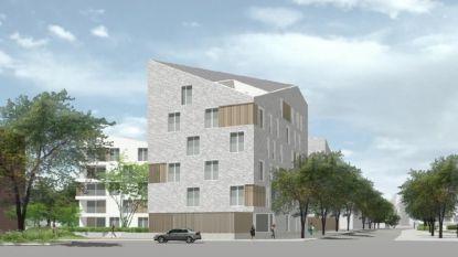 De Mandel bouwt 48 sociale huurappartementen als sluitstuk voor site Dumont-Wuyckhuyse