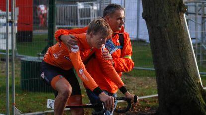 """Algemeen directeur Nederlandse wielerbond: """"We zitten met een gebroken jongen"""""""