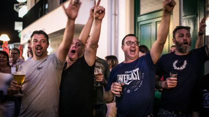 IN BEELD. De overwinning van Forza Ninove