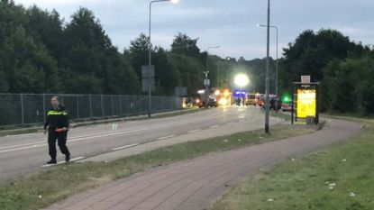 Busje maait festivalgangers Pinkpop omver en rijdt weg: een dode, drie zwaargewonden