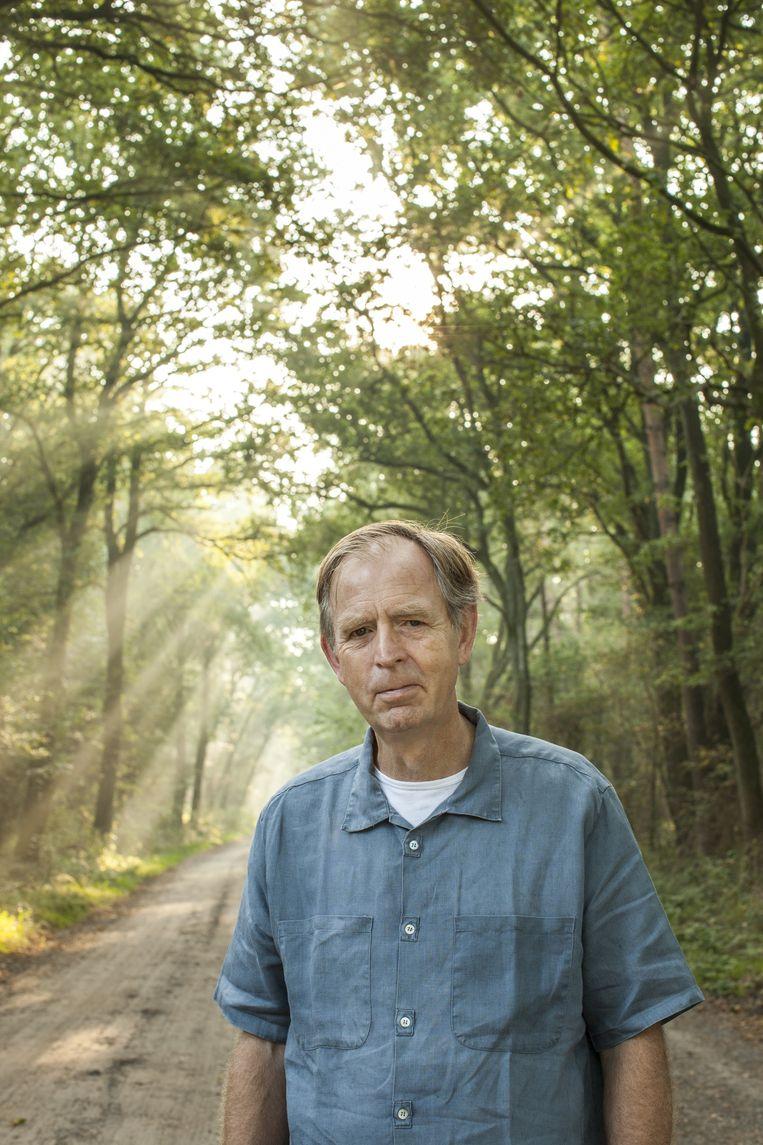 Homeopaat Harry van der Zee. Beeld Harry Cock / de Volkskrant