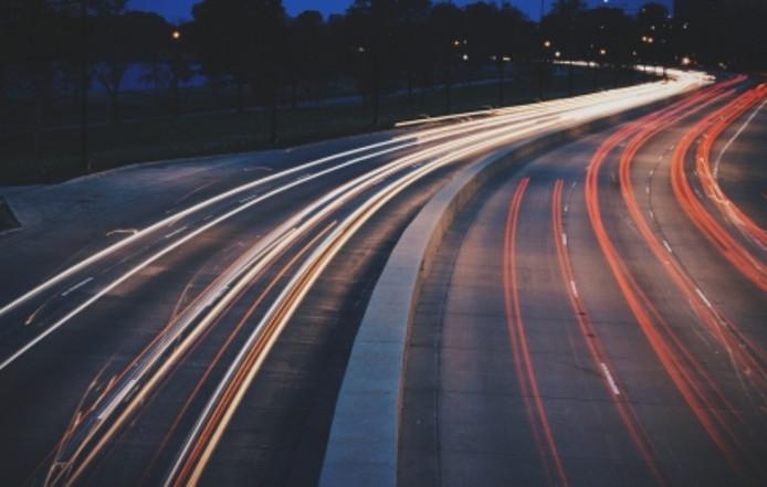 Slechts zes procent van alle kilometers in Nederland wordt gereden met 130 km/u, aldus Flitsmeister
