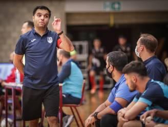 """Trainer-coach Ilhami Kodalci (FULL Hasselt): """"Ik wil met de  fusieploeg attractief en dominant zijn, maar dat heeft nog wat tijd nodig"""""""