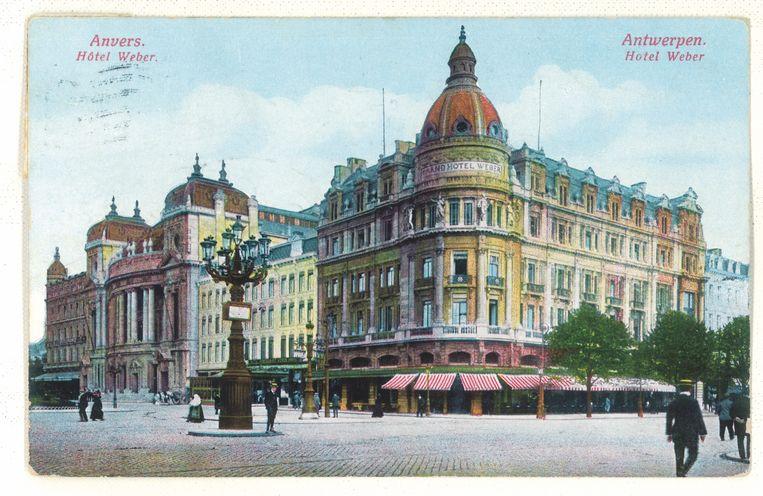 Terug in de Tijd Antwerpen: Hotel Weber