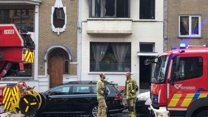 Rijhuis onbewoonbaar verklaard na brand door technisch defect