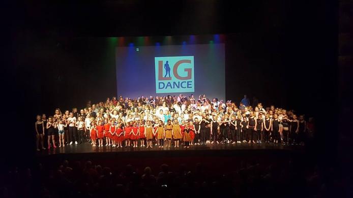 LG Dance heeft bijna 300 leden