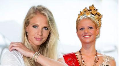 """Annelien Coorevits haalt herinneringen op aan haar jaar als Miss België: """"Darline heeft mijn ouders gebeld om te zeggen dat ze me zou ontslaan"""""""