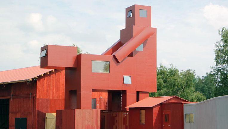 De installatie van Joep van Lieshout. Beeld Atelier van Lieshout