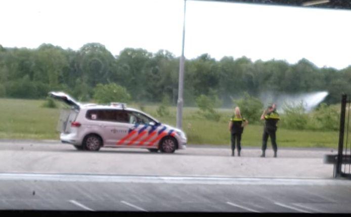 Persoon ontvoerd in Veldhoven en later ontsnapt op Park Forum
