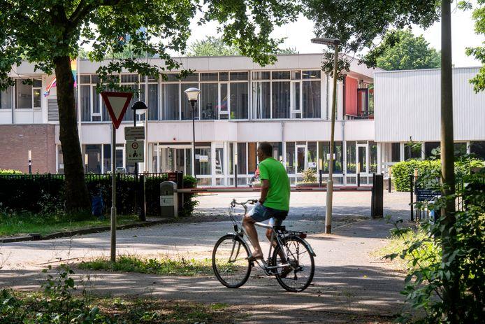 AZC Elderhoeve in Arnhem.