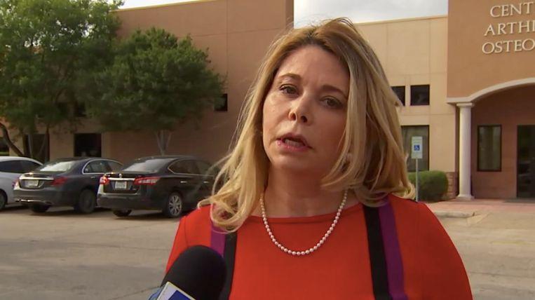 """De vrouw van dokter Zamora-Quesada ontkent alle beschuldigingen. """"Hier is geen enkele fraude gepleegd."""""""