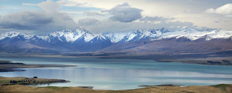 De Nieuw-Zeelandse natuur (illustratiebeeld).