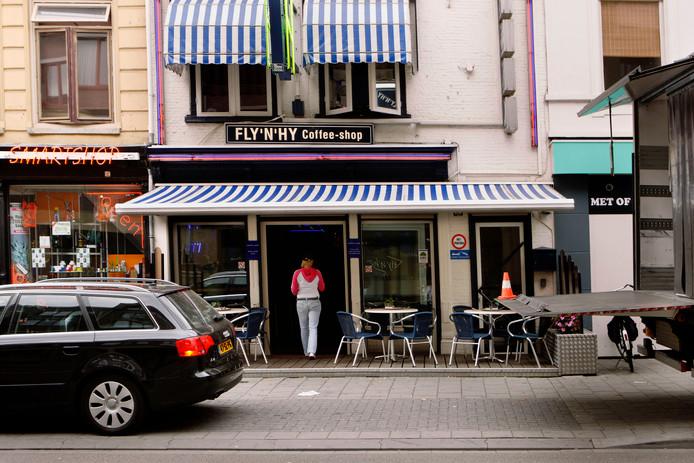 Coffee shop tilburg