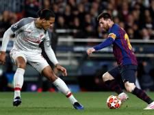 Messi, Ronaldo et Van Dijk nominés au titre de meilleur joueur UEFA