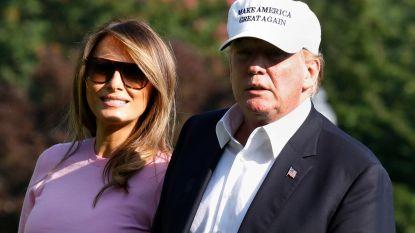Trump brengt Melania opnieuw mee naar 'hellhole' Brussel