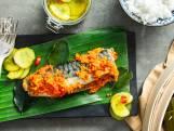 Wat Eten We Vandaag: Indische makreel met witte rijst