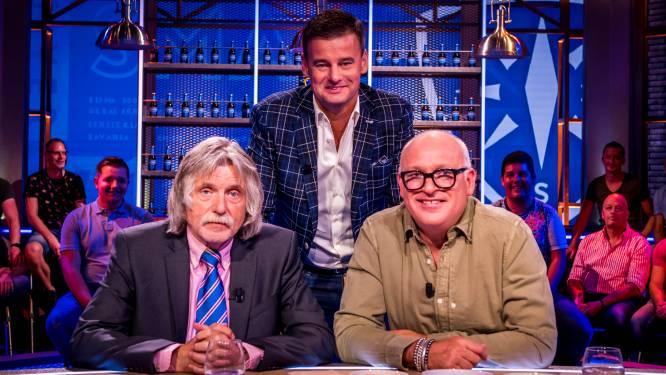 """Nederlandse voetbaltalkshow 'Veronica Inside' weer begonnen: """"Jij verkrachtte het format"""""""