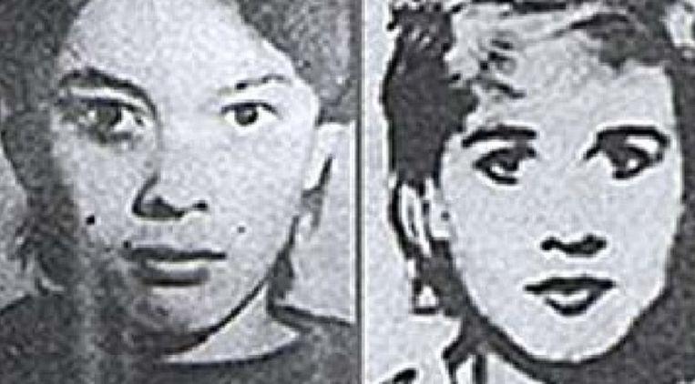 Twee van de slachtoffers van Popkov.