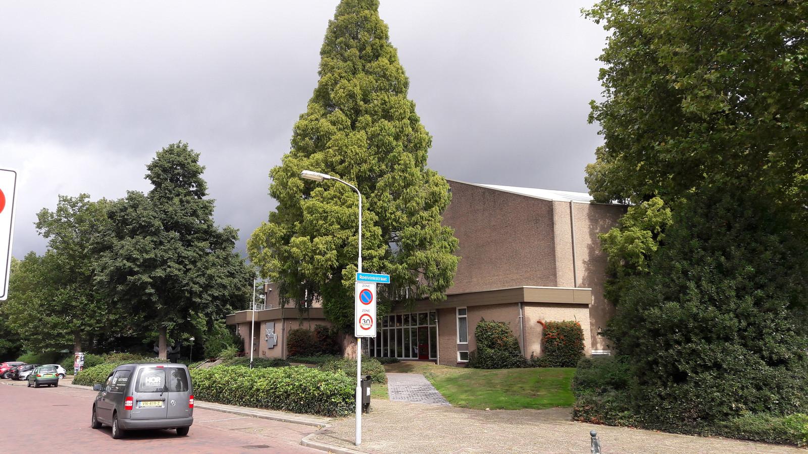 Instituut voor Kunst en Cultuur Boogie Woogie aan de Roelvinkstraat in Winterswijk.