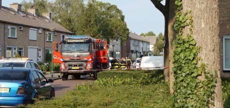 Schuur in Kaatsheuvel uitgebrand, een persoon aangehouden