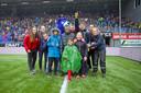 Regio Zwolle United, de maatschappelijke tak van PEC Zwolle, bestaat tien jaar. Regelmatig organiseert 'United' het penalty's schieten met G-voetballers in de rust van thuiswedstrijden van de eredivisionist.