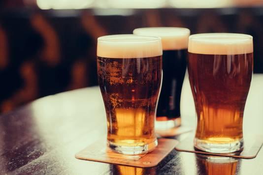 Voor sommige wetenschappers is bier serious business.