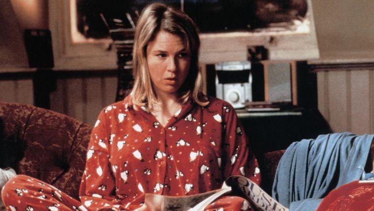 Renée Zellweger in de eerste Bridget Jonesfilms Beeld Hollandse Hoogte
