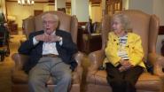 Schattig: John (106) en Charlotte (105) zijn het oudste koppel ter wereld