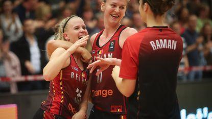 Belgian Cats winnen laatste oefenduel tegen China