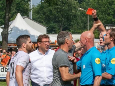 Zware schorsing voor de aanvoerder van SC Bemmel: zes competitieduels zonder Ricky Houterman