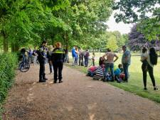 Vechtpartij tussen scholieren in park Oisterwijk na aankondiging op social media