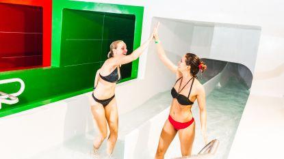 Vijf nieuwe glijbanen in Kortrijks zwembad lokten 14.493 bezoekers tijdens herfstvakantie