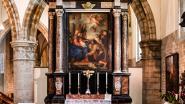 Restauratie uniek schilderij Antoon Van Dijck van start, tegen Pasen 2020 moet het meesterwerk terug in de kerk hangen