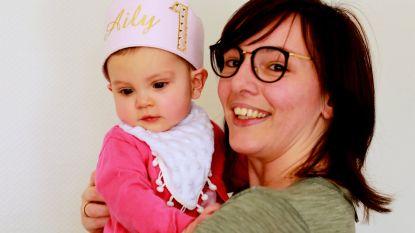 """""""Aily's eerste verjaardag: niemand had ooit gedacht dat we die zouden kunnen vieren"""""""