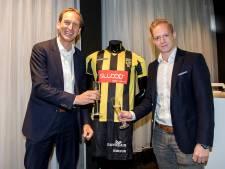 Ex-sponsor Swoop zet Vitesse voor tonnen in de kou