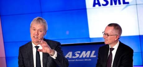 Topman Peter Wennink van ASML: 'Klanten zeggen dat ze nog dit jaar terug komen'
