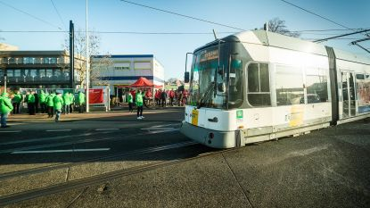 Staking legt openbaar vervoer plat