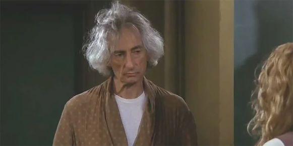 Larry Hankin als Mr. Heckles in 'Friends'.