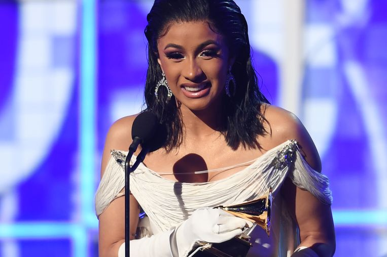 Cardi B steunt Khloé Kardashian.