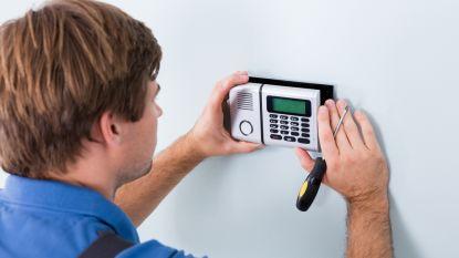 Een alarmsysteem plaatsen: zoveel kost het je