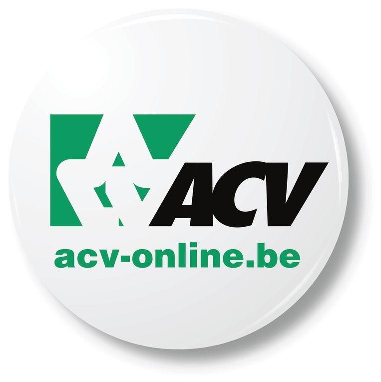 Het logo van ACV