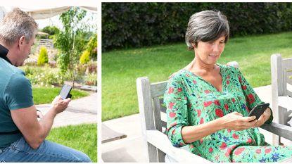 """Christine (55) en Paul (60) begonnen te daten in lockdown: """"Door corona moet het wel traag gaan. Net goed"""""""