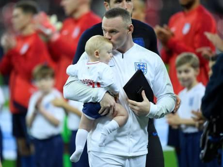 Rooney genoot van afscheid: 'Engelse ploeg heeft mooie toekomst'