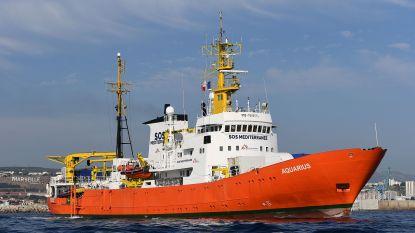 Italiaanse aanklagers willen reddingsboot Aquarius in beslag laten nemen
