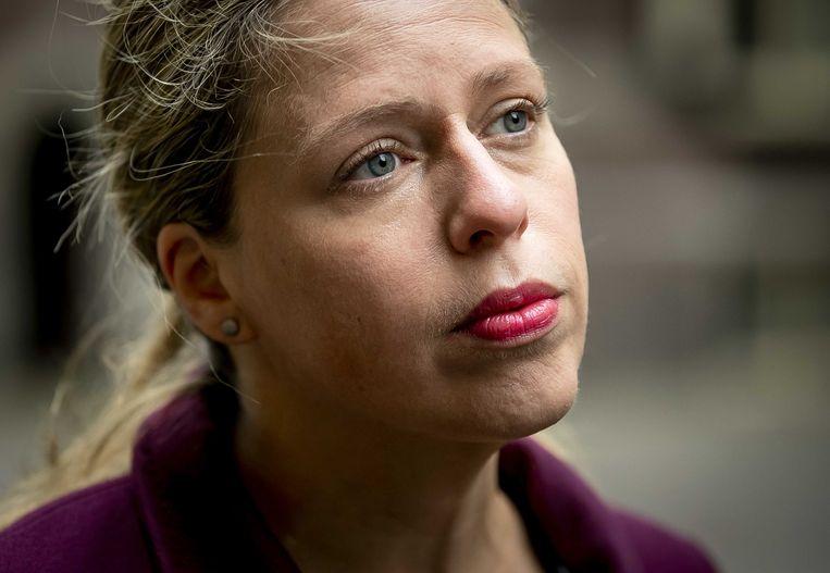 Carola Schouten, minister van Landbouw, Natuur en Voedselkwaliteit.  Beeld ANP - Remko de Waal